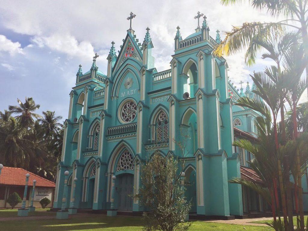 Eglise à Colombo