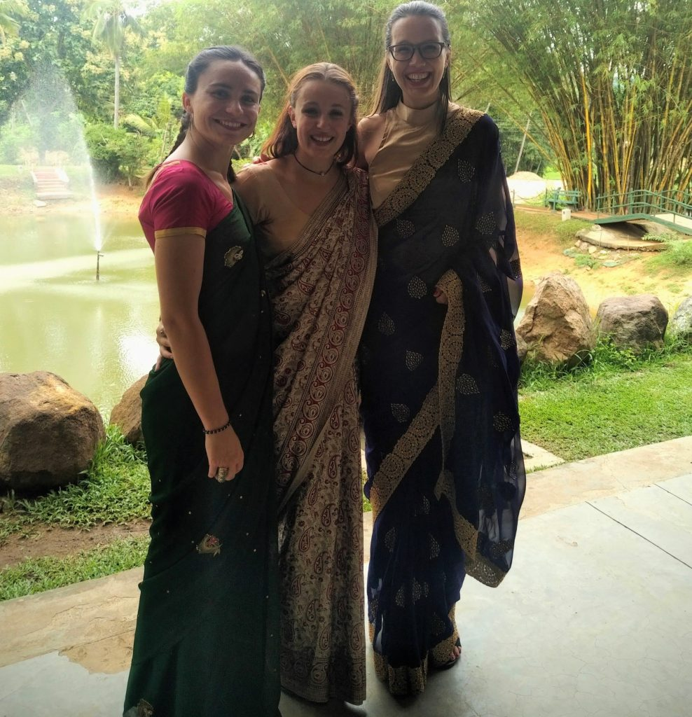 mariage sri lanka saris