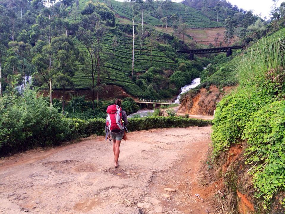 nuwara eliya trekking