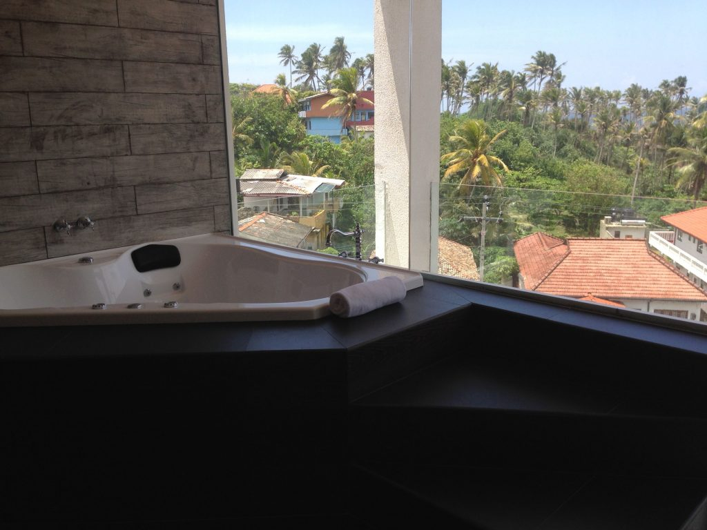Jakkuzi, Penthouse, Boutiquehotel, Unterkünfte Sri Lanka