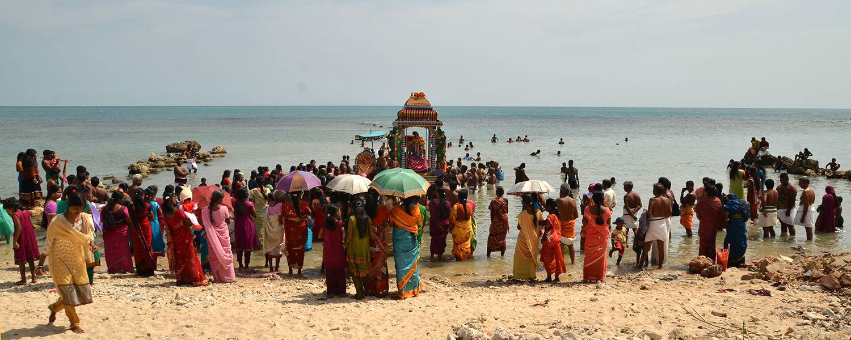 Plage du Nord, Sri Lanka