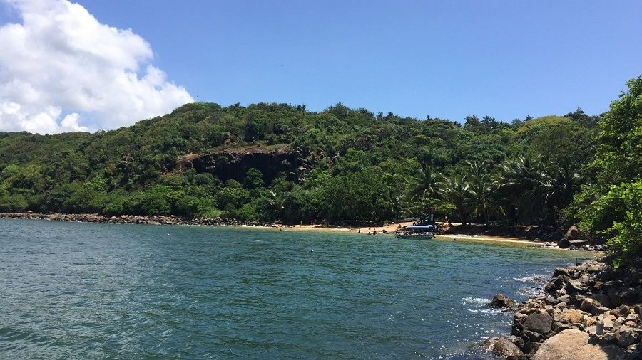 Plage sauvage de la Jungle, Unawatuna