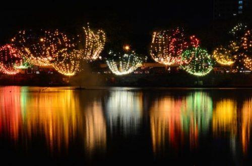 Festival de Vesak – Fête des lumières et du bouddhisme au Sri Lanka