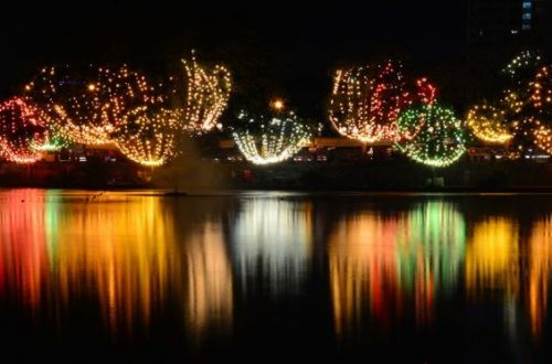 Vesak – Festival of lights and Buddhism in Sri Lanka