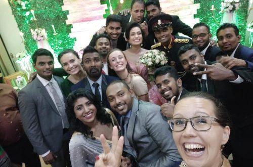 Comment se déroule un mariage Sri Lankais?