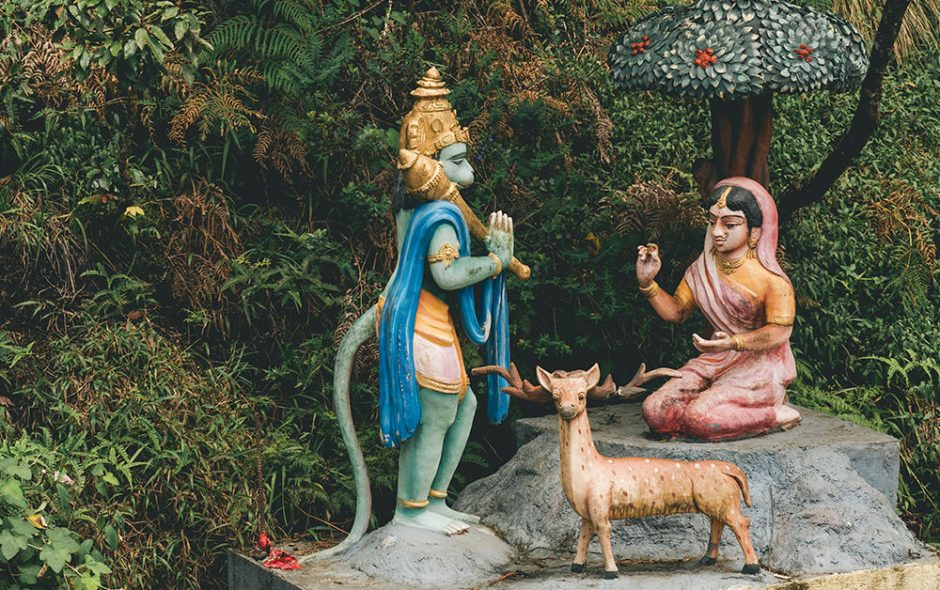 Mythe du Ramayana