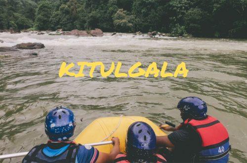 Que faire à Kitulgala ?