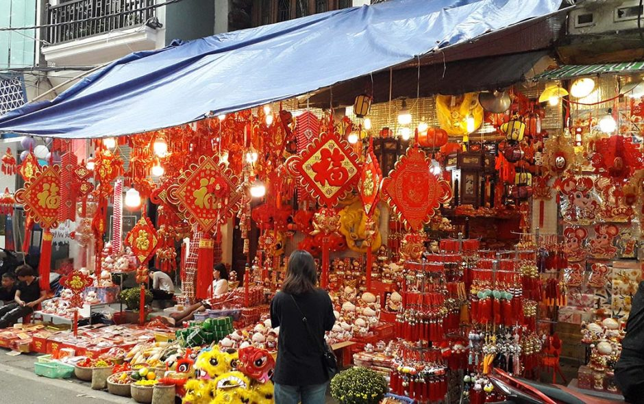 tet decoration vietnam