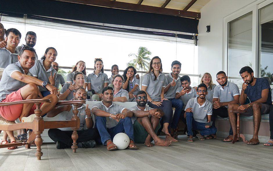 Mai Globe Travels team