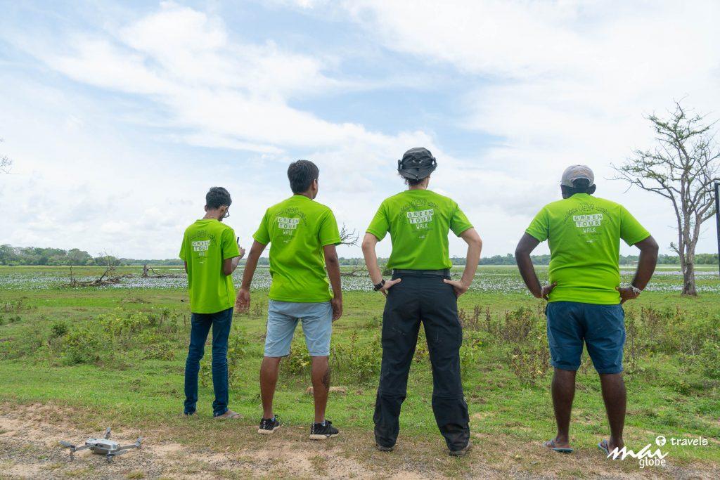 green tour Mai Globe