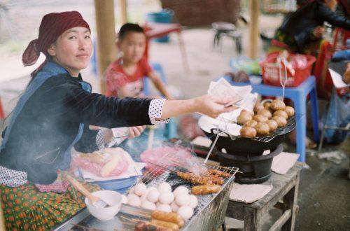 Street-food vietnamienne : une expérience authentique