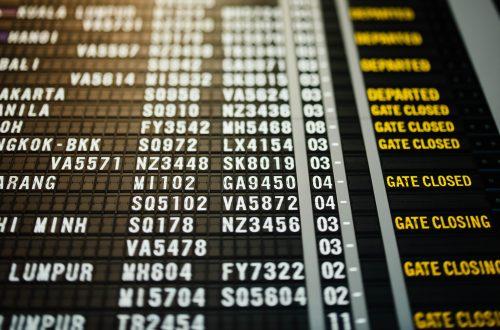 Les vols internationaux à l'heure du Covid-19