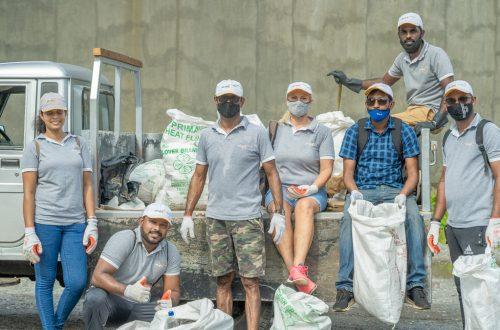 world clean up day 2020 sri lanka