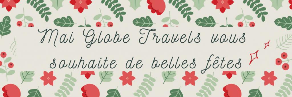 cadeau de Noël voyageur