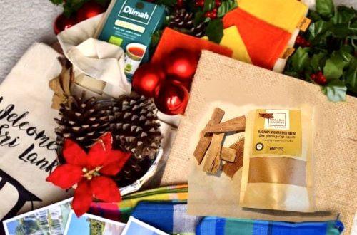 Weihnachtsgeschenk für Reiseliebhaber
