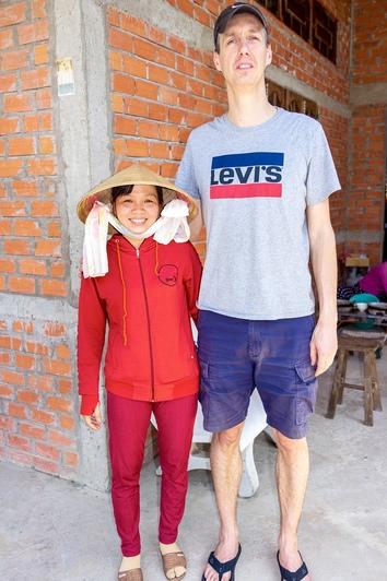 Rencontre avec le peuple vietnamien