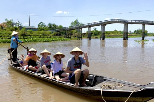 Souvenirs de notre voyage en famille au Vietnam