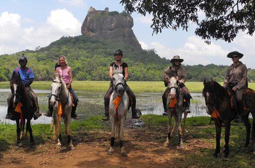 Horse riding experience in Sri Lanka – February 2017