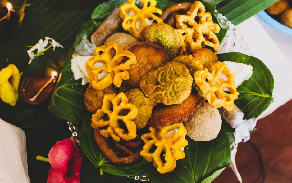 Sucreries sri lankaises